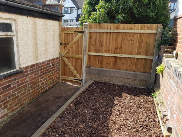 Domestic Fence & Gate Replacement