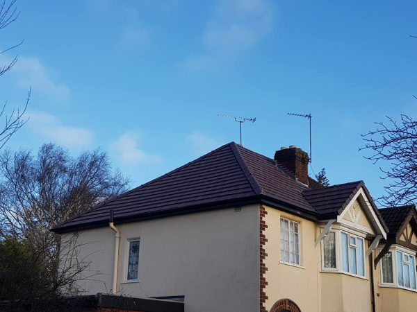 Domestic Roof Replacement & Minor Building Work